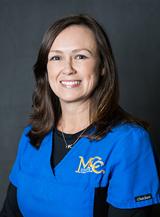Holly McPherson, MCC Internal Medicine