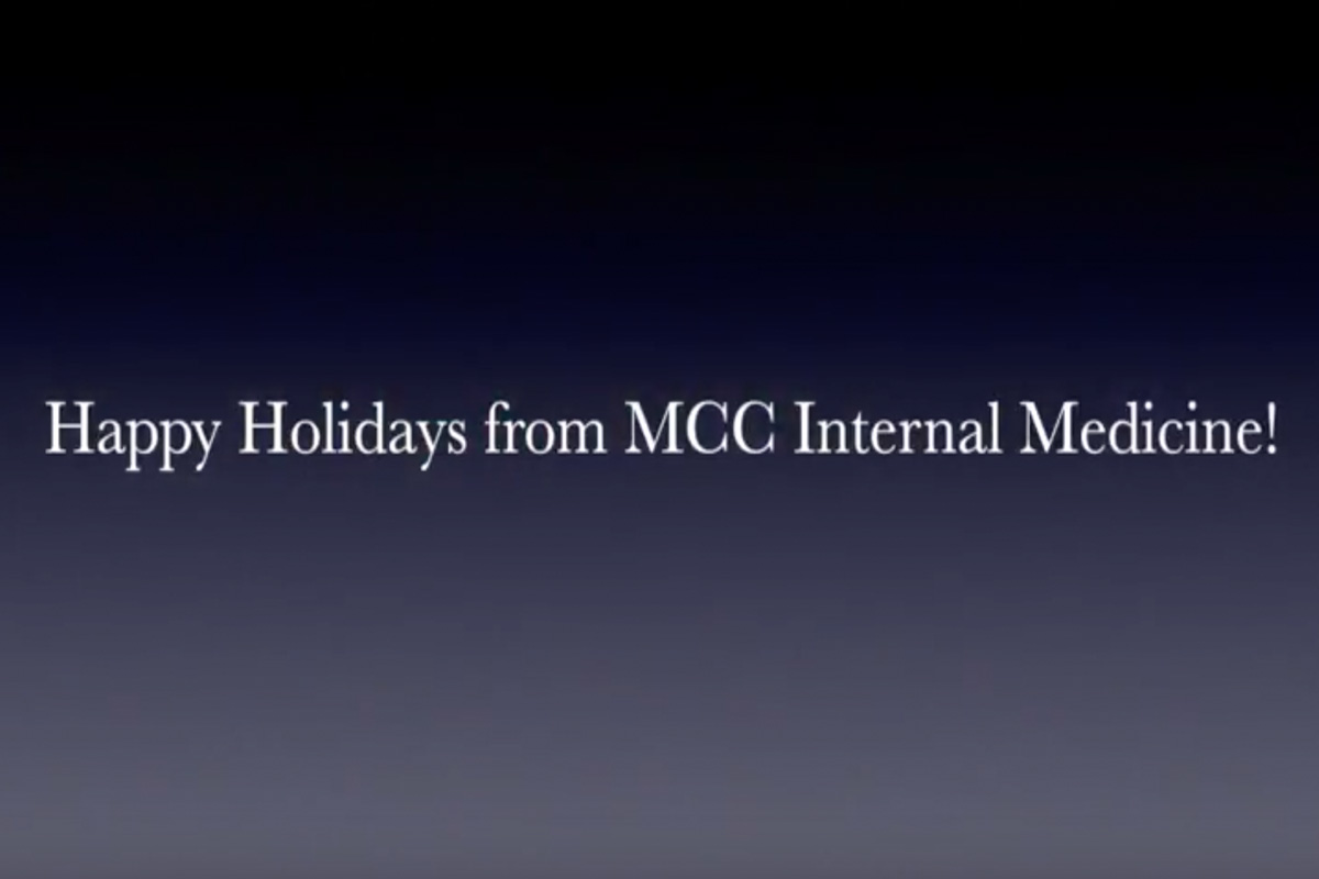 MCC Holiday