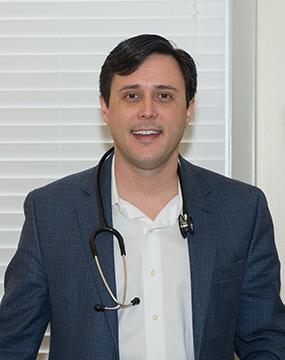 Dr. Jeremiah McClure