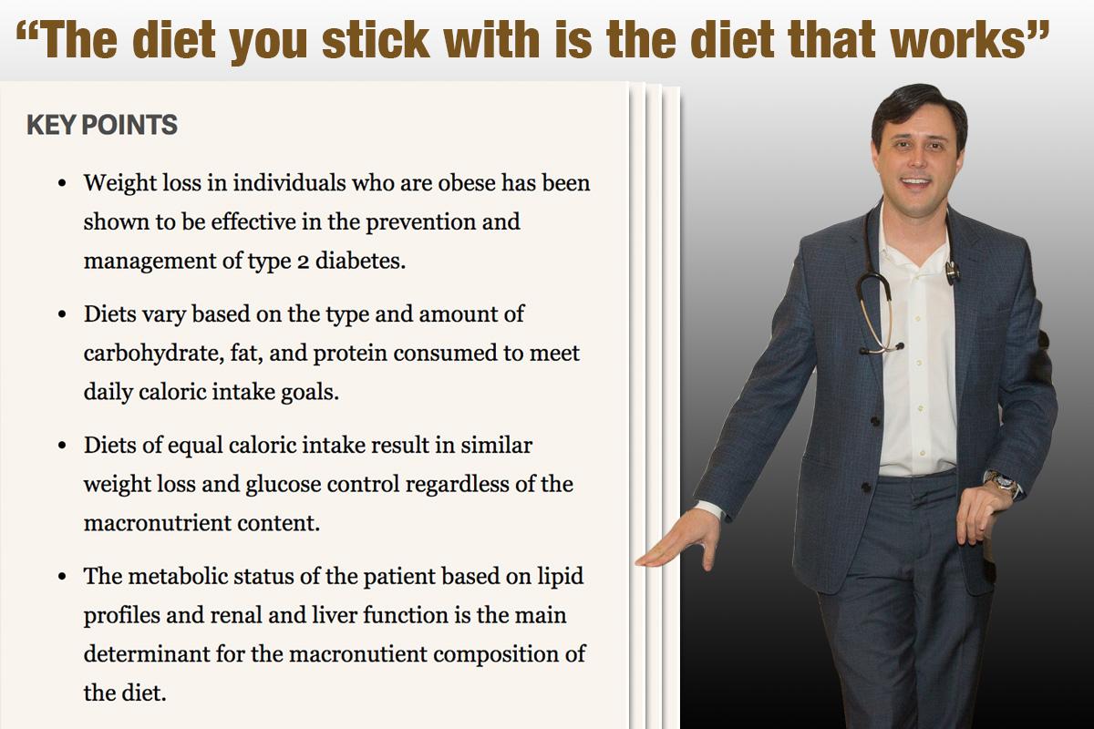 Dr. Jeremiah McClure Ideal Diet