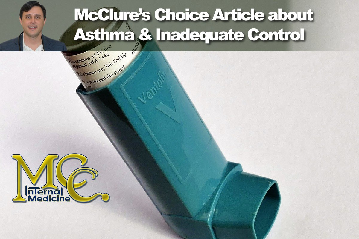 Inadequate Asthma Control
