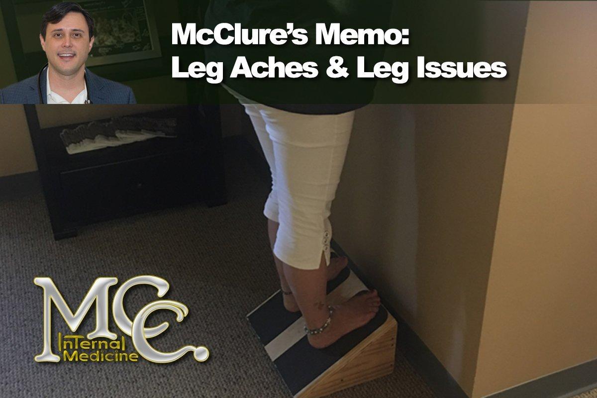 Leg Aches