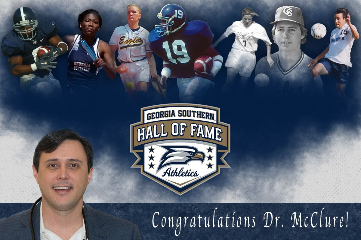 Dr. Jeremiah McClure Hall of Fame